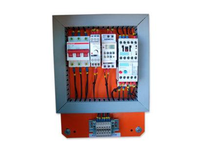 Acessórios - Quadro para automação e proteção de bombas e motores   Massao Bombas