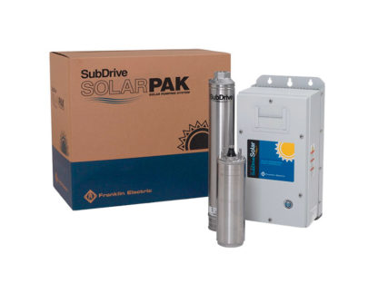 SubDrive SolarPak | Massao Bombas
